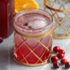 Cranberry Thyme Gin + Tonic
