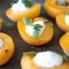 Easy Apricot Appetizer