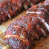 Kendall's Famous BBQ Ribs