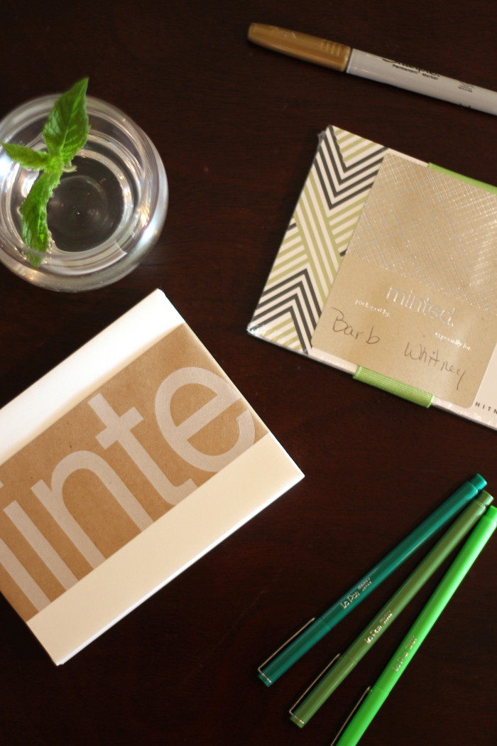 Minted Stationery 11