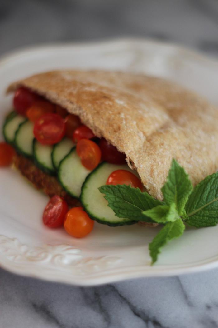 Zucchini Pita 14