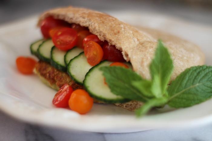 Zucchini Pita 15