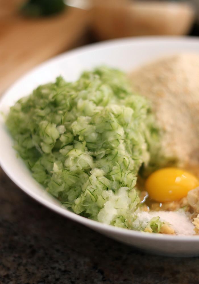 Zucchini Pita 6