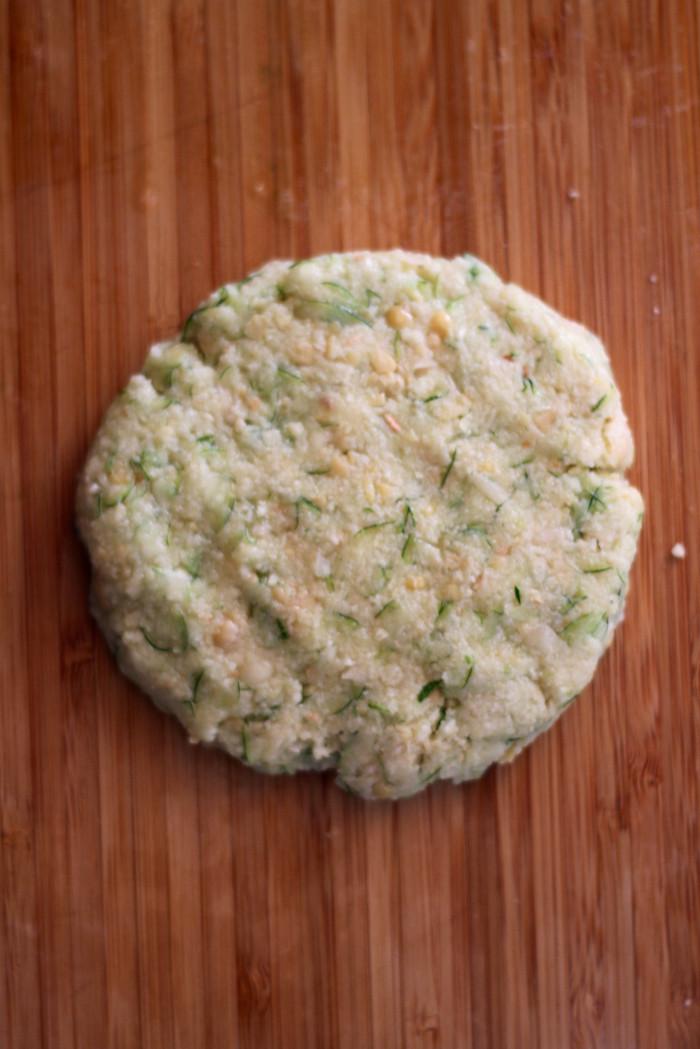 Zucchini Pita 7