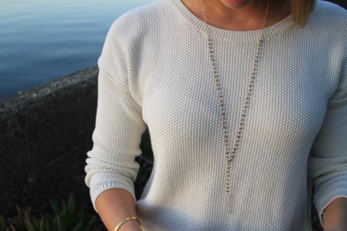 Milk Moon Gemstone Jewelry