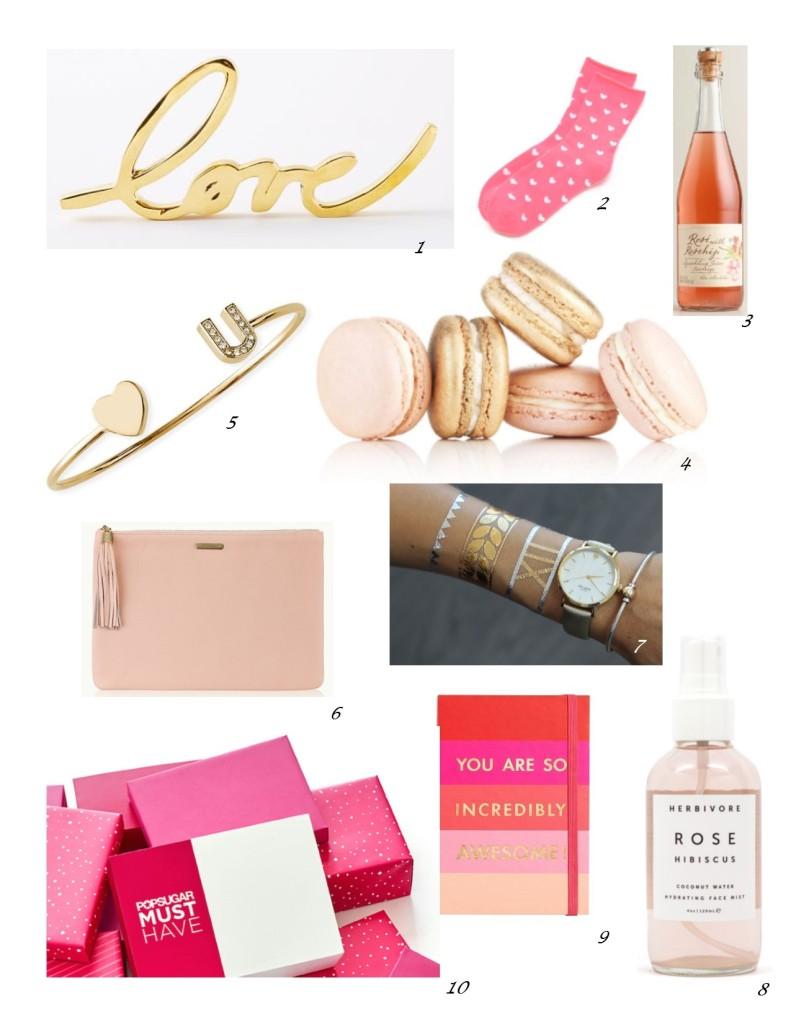 Valentine's Day Gift List